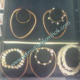 Perhiasan Mutiara Dari Lombok