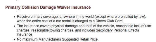 Does My Mastercard Have Car Rental Insurance