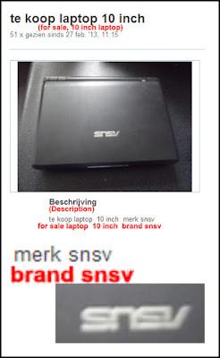 Snsv Laptop