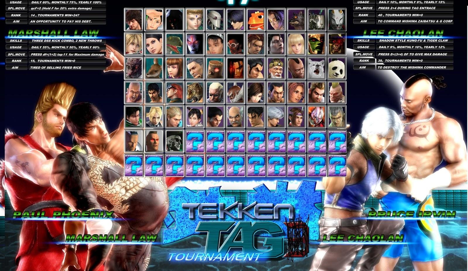 Tekken tag tournament 1 pc game free download pc games yard.