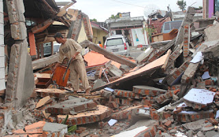 11.668 Rumah dan 61 Masjid Rusak Akibat Gempa Aceh