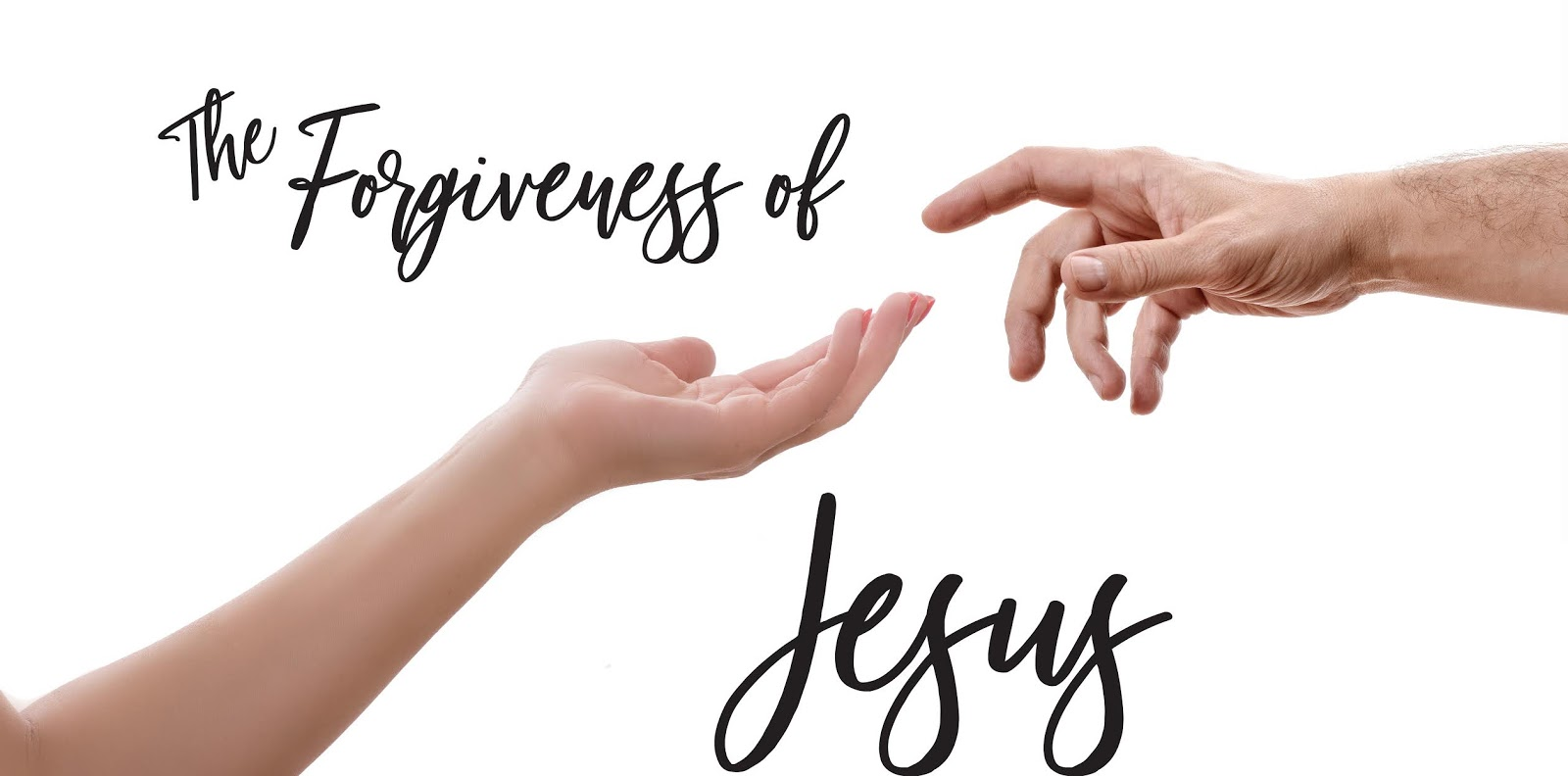 THE FORGIVENESS OF JESUS – A Forgiving Father   Sermon from