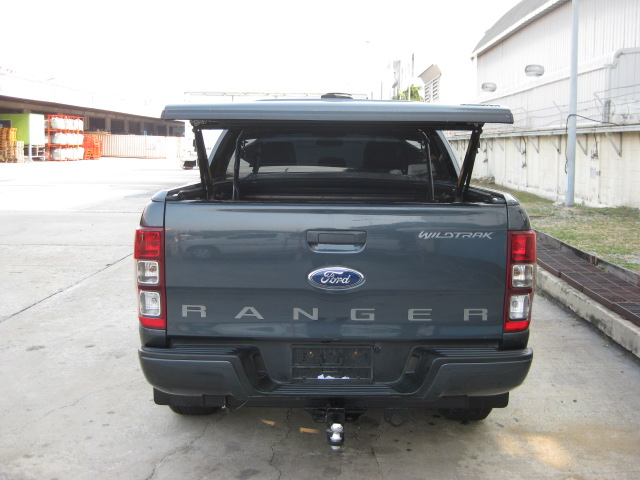 Necr  Ford Ranger Wd Double Cab Pick Up For Kenya To Mombasa