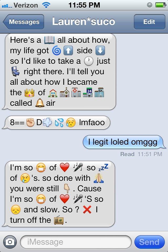 Funny Emoji Examples | funny