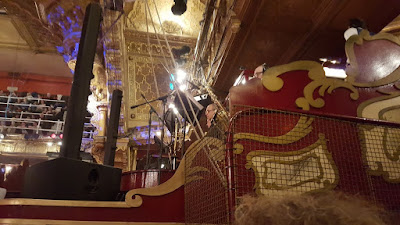 The Blackpool Tower Circus Review live band music