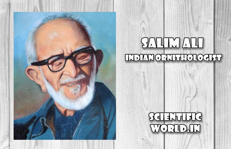 Indian Ornithologist Salim Ali