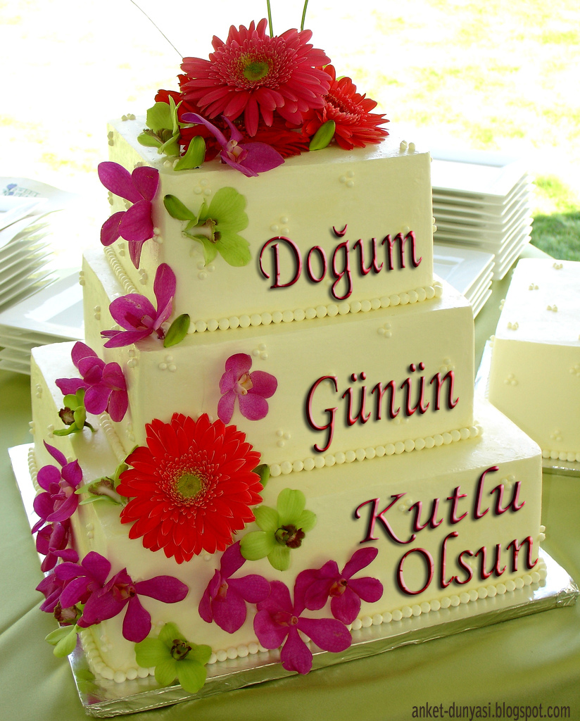 поздравления с днем рождения для друга на турецком стоит