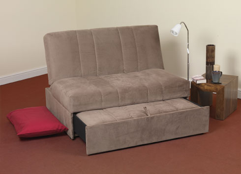 Home Basement Design Ideas Sofa Bed For Visitors And