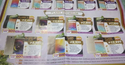 Cherry Mobile Flare Premium Series Leaked; Powerhouse Devices Starting At Php5,499