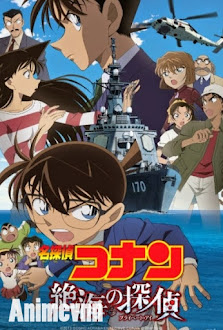 Thám Tử Conan Movie 17 - Detective Conan Movie 17 2013 Poster
