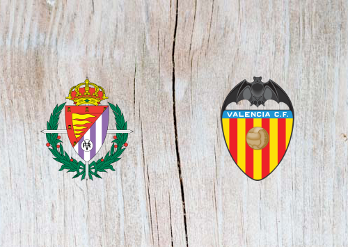 Real Valladolid vs Valencia - Highlights 18 May 2019