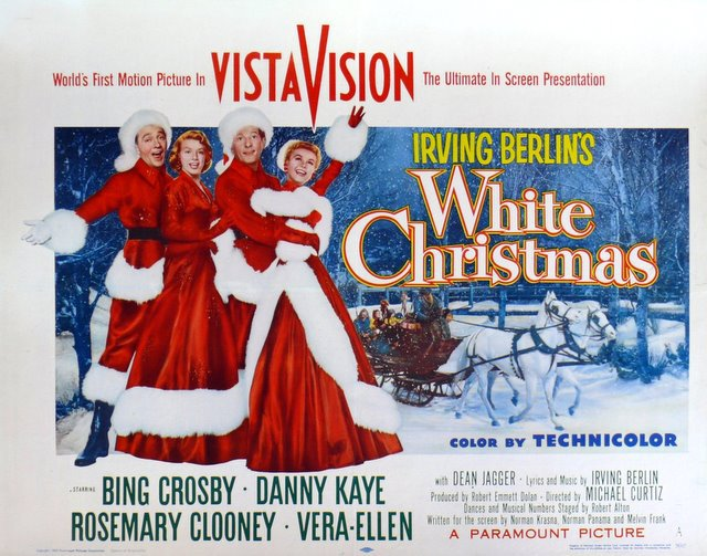 White Christmas In Theaters.A Trip Down Memory Lane White Christmas A 1954 Review
