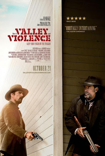In a Valley of Violence (Web-DL 720p Dual Latino / Ingles) (2016)