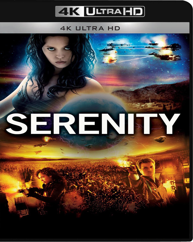 Serenity [2005] [UHD] [2160p] [Latino]