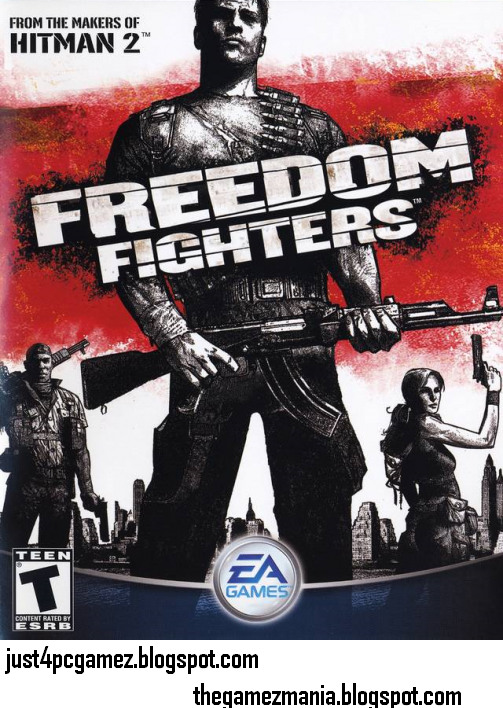 Freedom Fighters Pc Game Full Version with crack and keygen