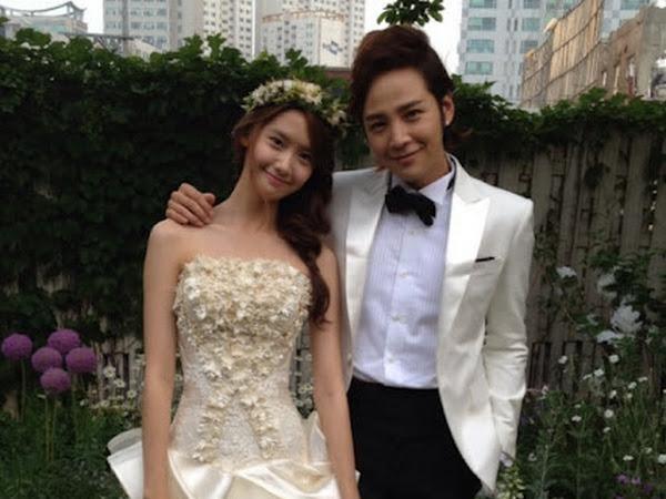 Yoona and jang geun suk dating in real life