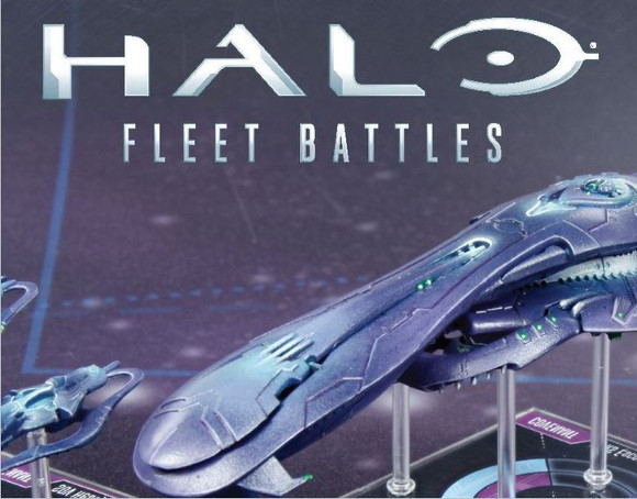 Halo Fleet Battles Un Juego De Mesa Battle4play