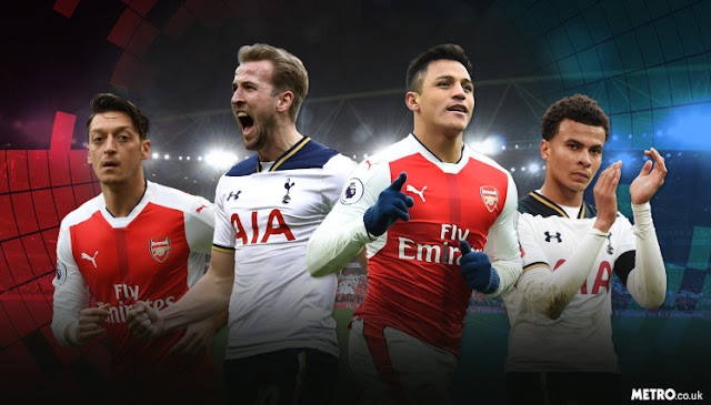 Huge blow for Arsenal ahead of North London Derby