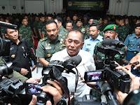 Beri Pengarahan Prajurit Kodam IV/Diponegoro, Inilah Pesan Menhan RI