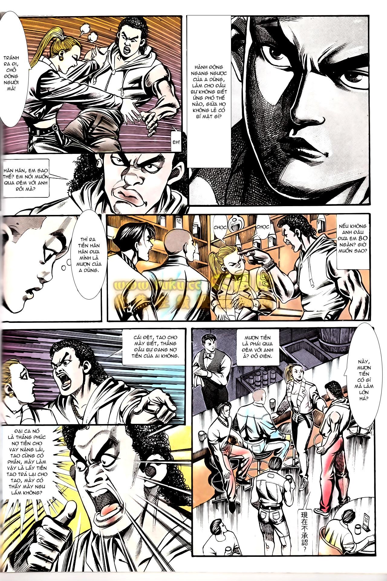 Người Trong Giang Hồ chapter 162: cưa đại tẩu trang 4