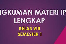 Rangkuman Materi IPA Kelas 9 Semester 1