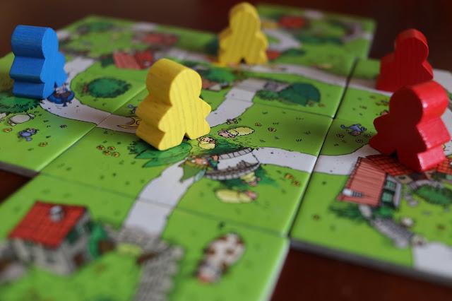 hráme sa Děti z Carcassonne