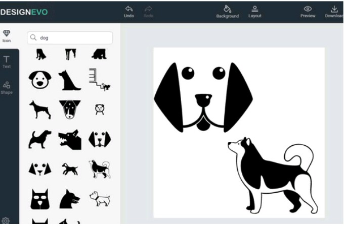 DesignEvo: New Online Platform To Design Logos