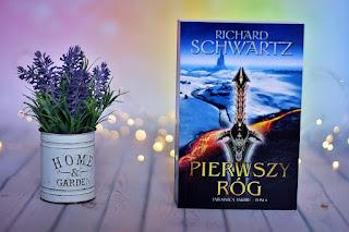 """Richard Schwartz - """"Pierwszy róg"""" Tajemnica Askiru #1"""