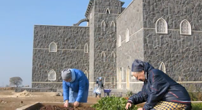 LETTRE OUVERTE par les moniales Trappistines Syriennes. Orto