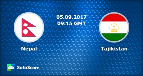Live | Nepal vs Tajikistan | Asia Cup Qualifiers UAE 2019 Group-F