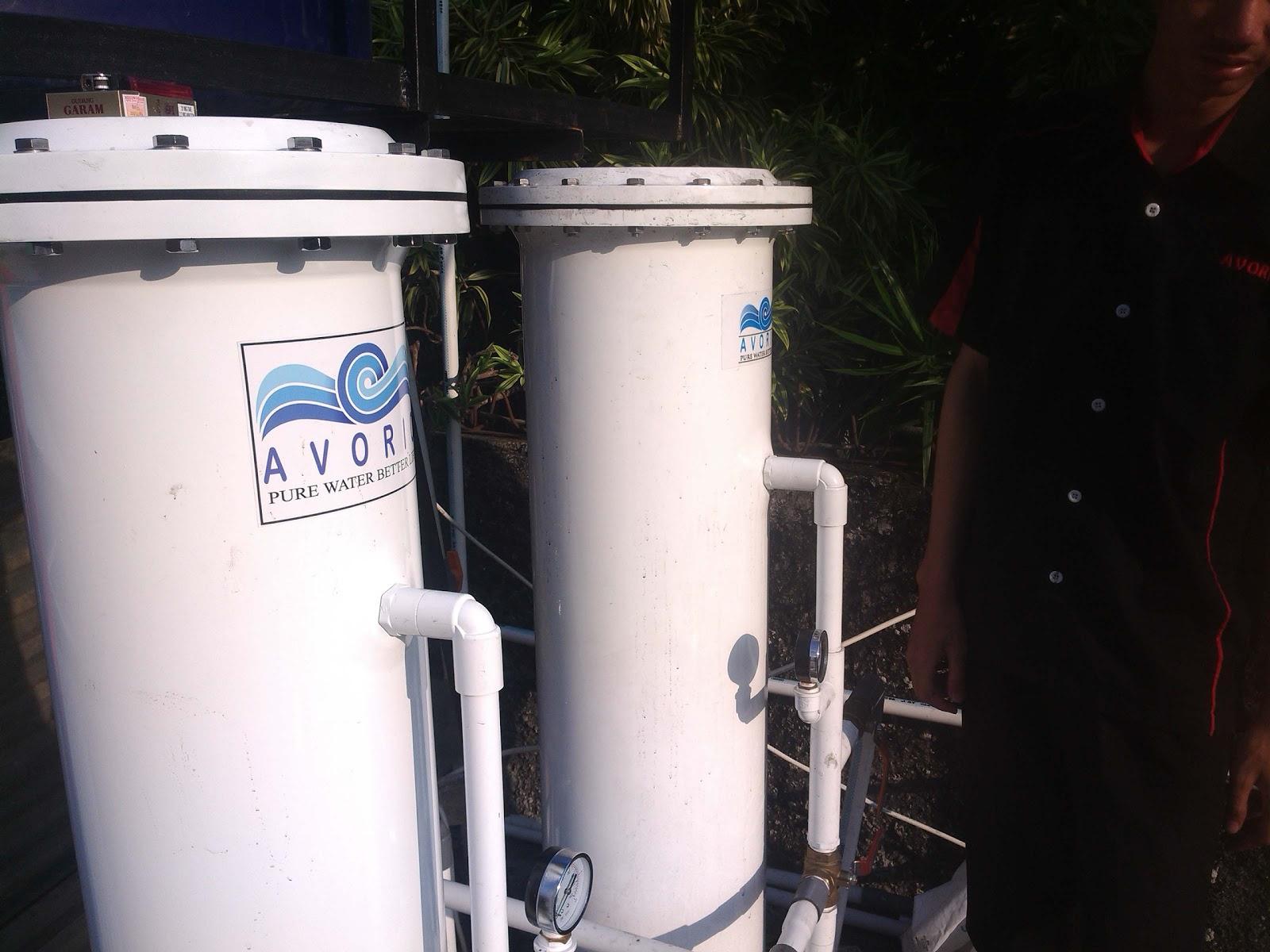 filter penjernih air jual harga murah sertifkat halal MUI. bintaro, cibubur, depok, bekasi, bogor