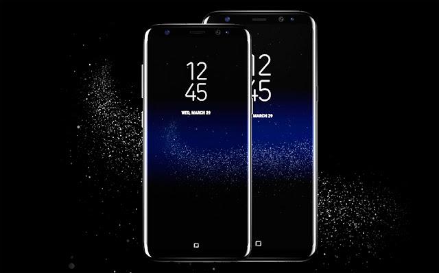samsung galaxy s8 android o tecnologias