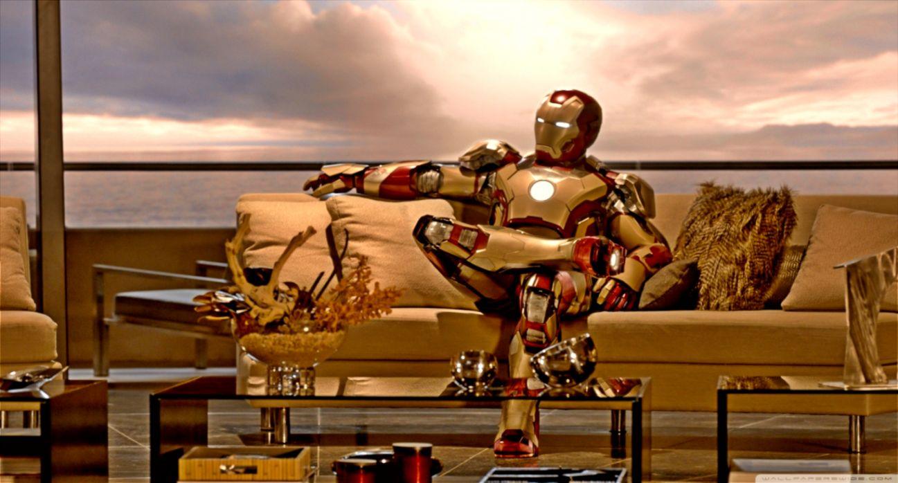 Iron Man 3 Hd Wallpaper For Desktop Zedge Wallpapers