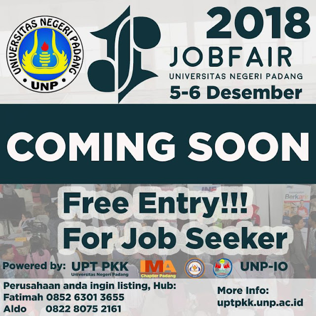 Job Fair UNP Gratis