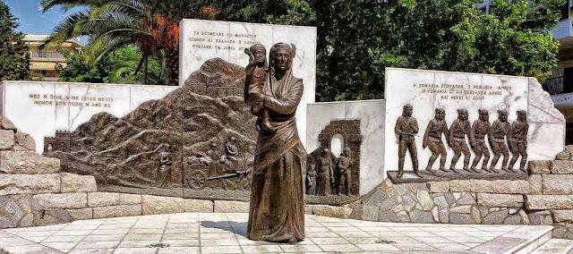 Ο Σύλλογος Ποντίων Ελευθερίου-Κορδελιού τιμά τη μνήμη της Γενοκτονίας των Ελλήνων του Πόντου