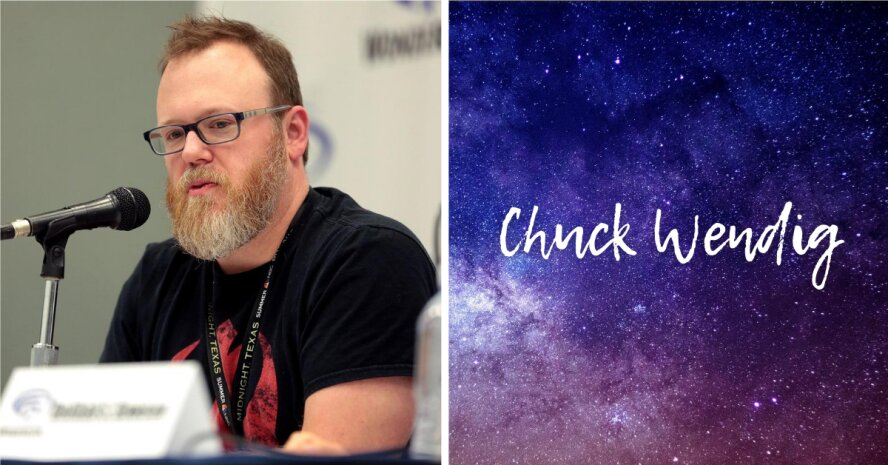 Chuck Wendig