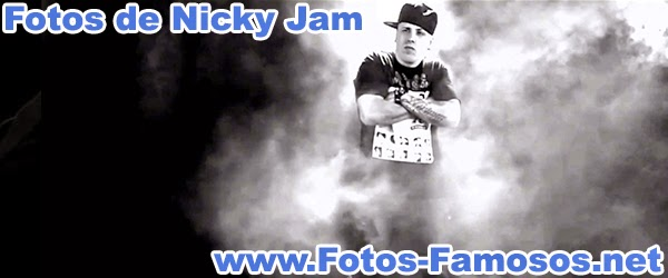 Fotos de Nicky Jam