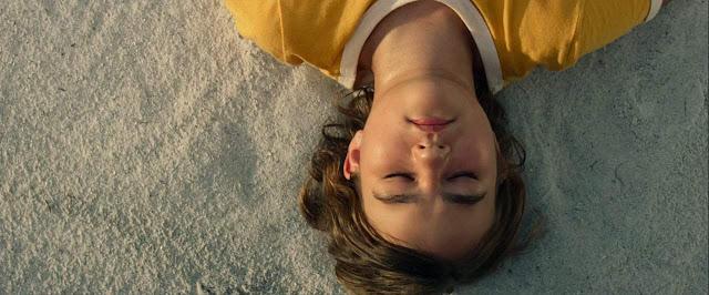 Millicent Simmonds en un fotograma de la película Un lugar tranquilo
