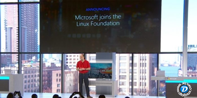 Microsoft une-se à Linux Foundation
