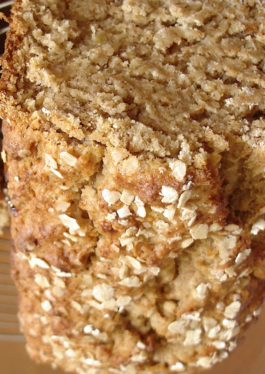 Banana Oat Bread Delicious Banana Fruit Recipes