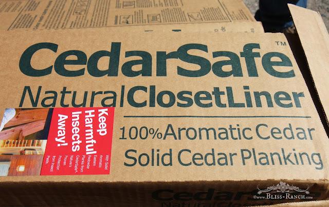 CedarSafe Aeromatic Cedar, Bliss-Ranch.com