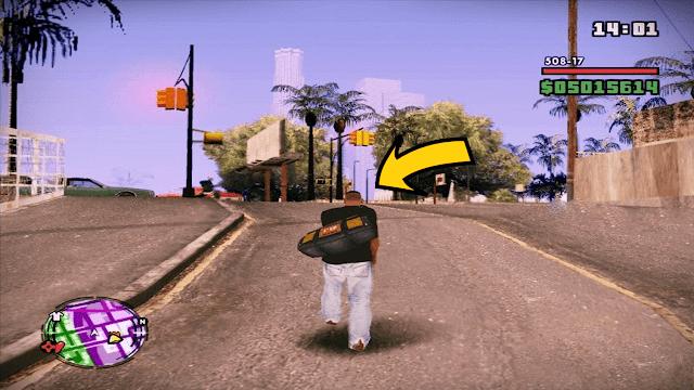 تحميل لعبة GTA V جديدة لم ترها من قبل وبحجم 500MB للأندرويد I غرافيك من كوكب آخر
