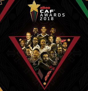 2018Aiteo Confederation African Football (CAF) Awards