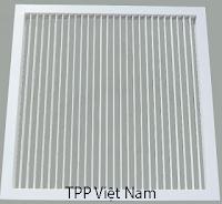 cửa gió 1 lớp - TPP