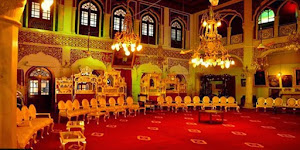 Inside Faiz Mahal of Khairpur - The Royal Architectural Classic