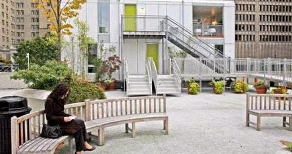 Arquitectura de casas casas modulares compactas ihome en - Ihome casas modulares ...