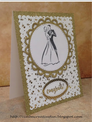 http://cimbacreativefun.blogspot.com/2016/06/gold-glitter-and-foil-wedding-congrats.html