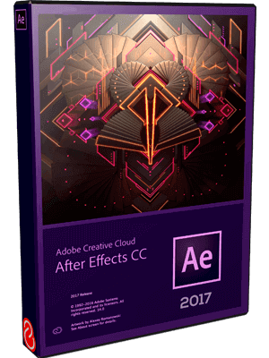 Adobe After Effects CC 2017 box Imagen