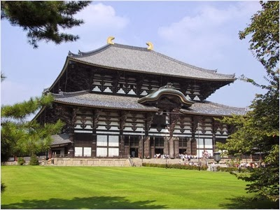 วัดโทไดจิ (Todaiji Temple)