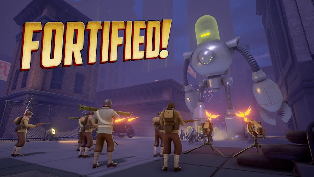 Fortified Steam Game Free [Limited Time]
